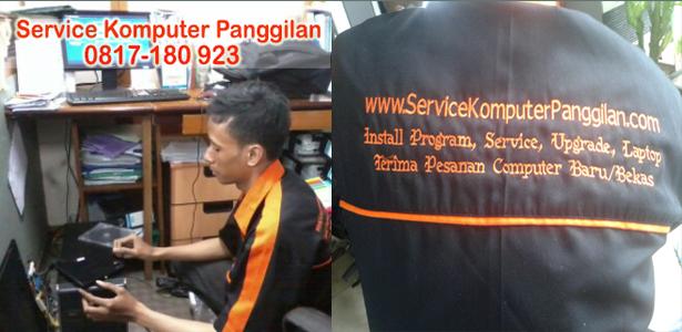 Service Komputer Panggilan ke Kantor Rumah di Jakarta Utara