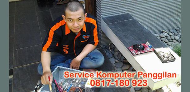 Service Komputer Panggilan ke Kantor Rumah di Jakarta Barat