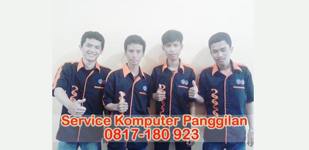 Service Komputer Panggilan ke Kantor Rumah di Jakarta Selatan