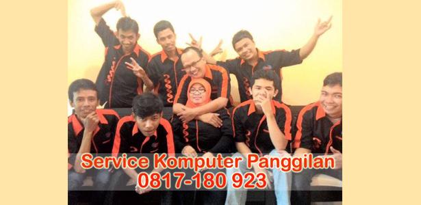 Service Komputer Panggilan ke Kantor Rumah di Jakarta Pusat