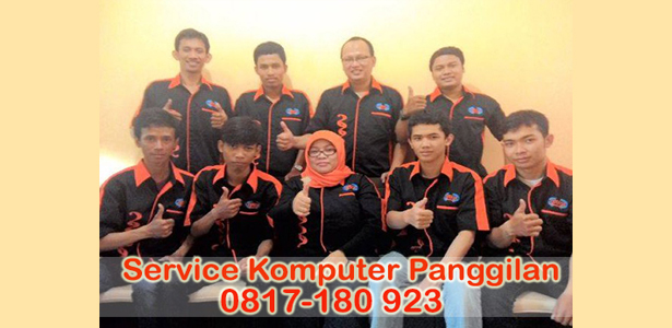 Service Komputer Panggilan ke Kantor Rumah di Jakarta Timur